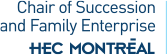 Chair of succession and Family Enterprise Logo
